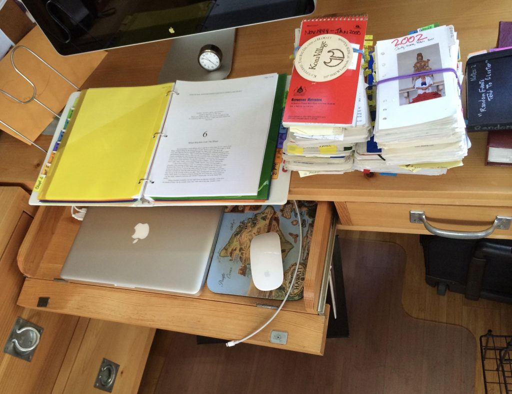 The Hidden Work Of Writing