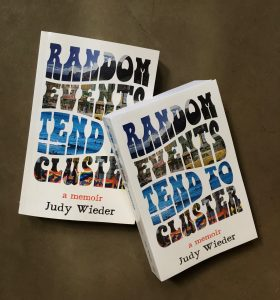 "book cover ""Random Events Tend To Cluster"""