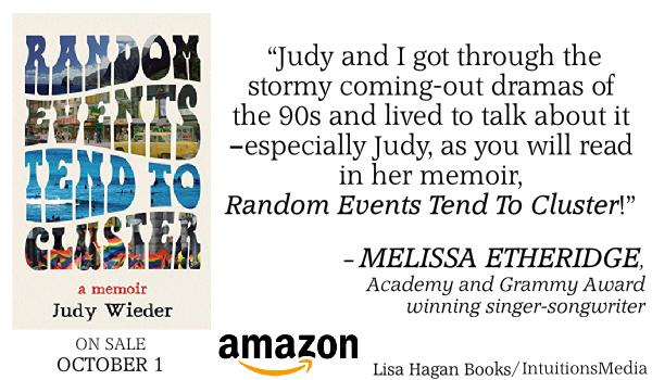 Judy Wieder – Melissa Etheridge quote