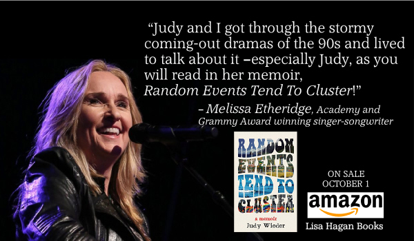 Judy Wieder - Melissa Etheridge quote