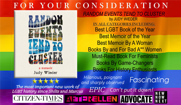 Judy Wieder - For Your Consideration