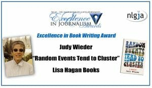 Judy Wieder-Excellence in Journalism Award